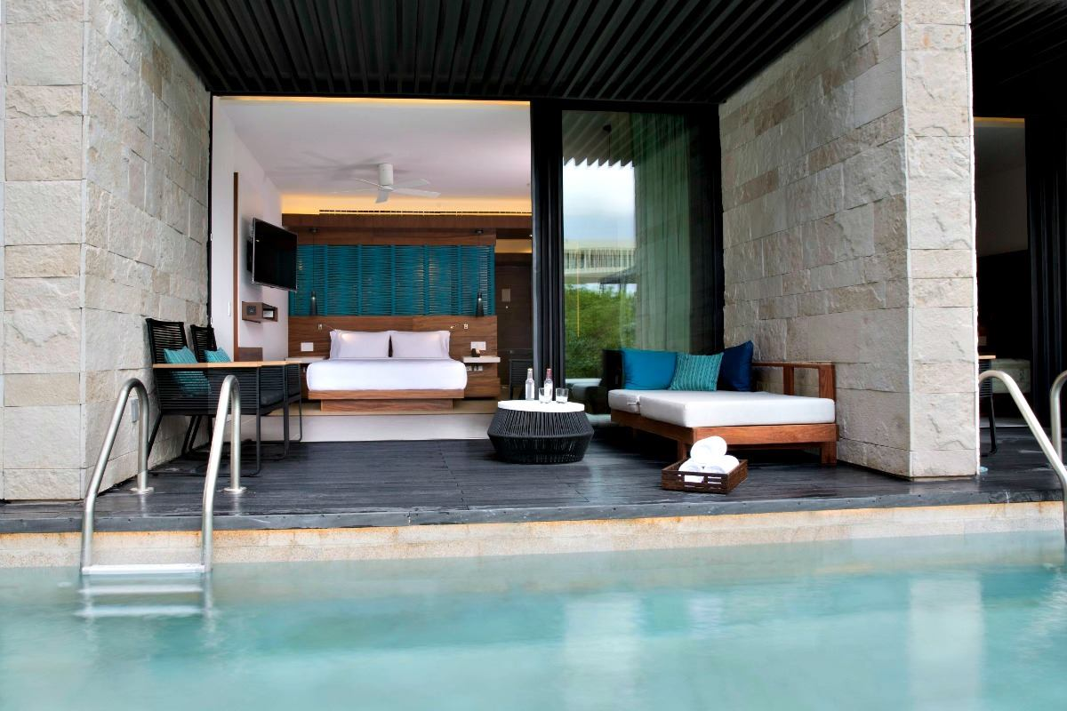 Grand Hyatt Playa Del Carmen Riviera Maya Gem Inmexico