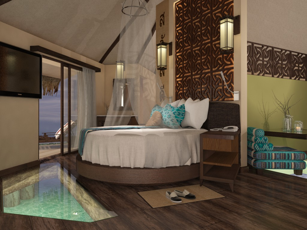 Stunning Stays Overwater Bungalows Debuting In The
