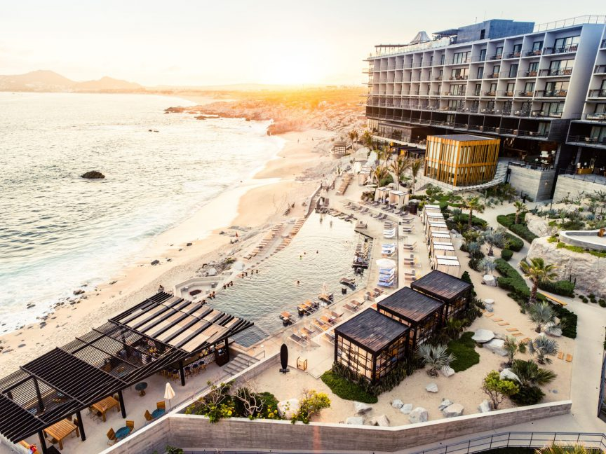 1bf7b331f96 Cabo San Lucas  The Cape Hotel Offers Summer Discounts - InMexico