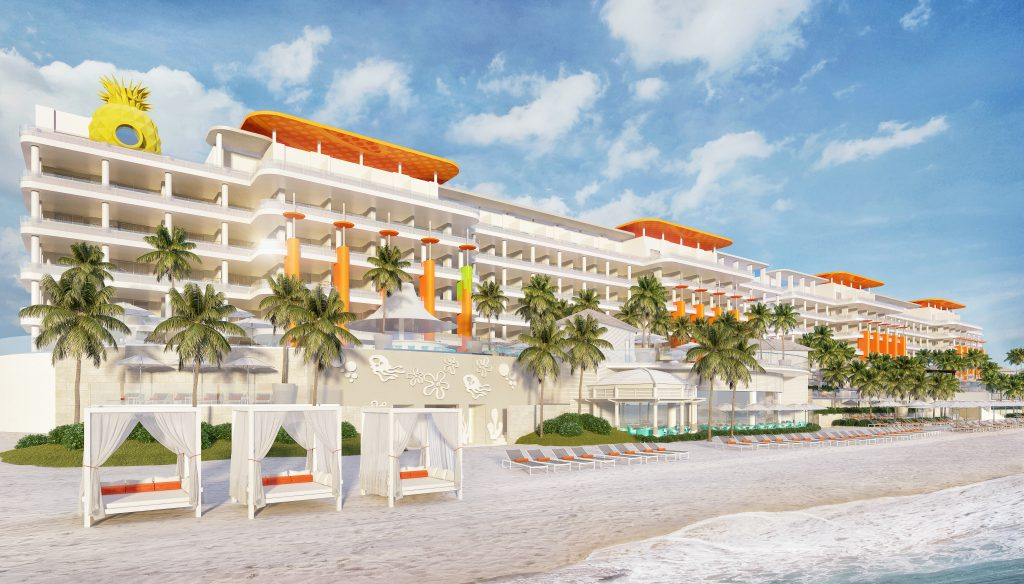 A Luxury Nickelodeon Resort Is Coming To Mexico