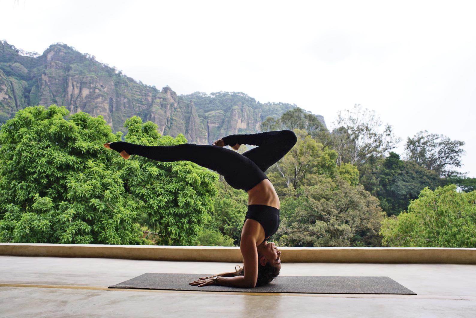 Spa Matilda Hosting Life Balance Yoga Retreat With Yoga Master Laila Kuri Inmexico